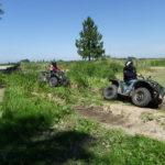 randonnée quad Eure